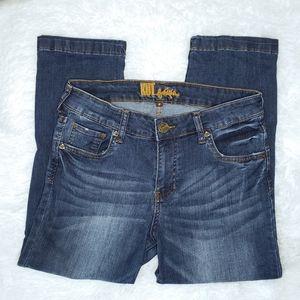 Kut From The Kloth Capri Jeans